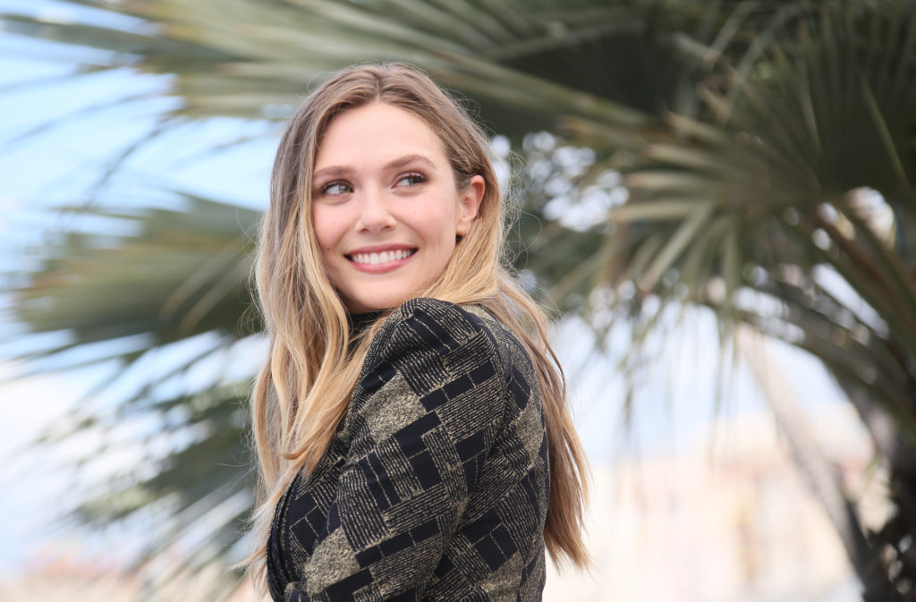 Elizabeth Olsen attends a photocall for Wind River during the 70th annual Cannes Film Festival in 2017. Photo by DenisMakarenko